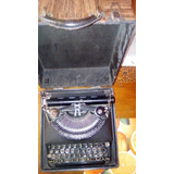 Se Vende Máquina De Escribir Antigua Remington