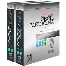 Livro: Goldman Cecil Medicina 24a Edição