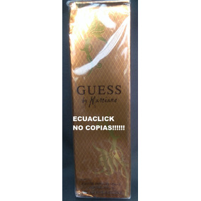 Perfume Guess By Marciano Eau De Parfum Original No Copias!!