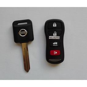 Oferta Control Alarma Y Llave Nissan Tiida Sentra Altima Max