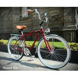 Llantas Cara Blanca Pared Alta Para Bicicleta Retro Vintage
