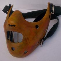 Máscara Hannibal Lecter Envío Gratis