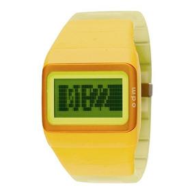 Reloj Odm Amarillo
