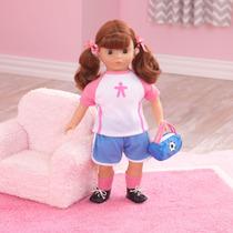 Muñeca Selena Futbolista Kidkraft