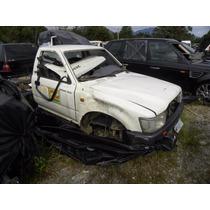 Sucata Toyota Hilux 3.0 Diesel 2004