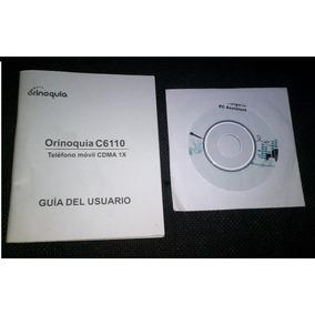 Manual De Usuario Y Cd De Huawey C6110 Usado