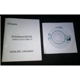 Manual De Usuario Y Cd De Huawey C6110 Usado
