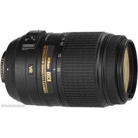Lente Nikon 55-300mm F/4.5-5.6g Ed Vr Af-s Dx Nikkor Zoom
