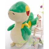 Pelúcia Pokémon - Snivy - 30cm - Lindo Para Coleção.