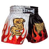 Short Muay Thai Bermuda Calção Mma Strike Boxing Tam P