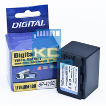 Bateria Compativel Samsung Ia-bp420e P/ Hmx-f80 F90 F900 F70