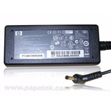 Cargador Mini Hp Original 110 110c 1000 1010 1100 30w 19v