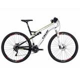 Bicicleta Mtb Aro 29 Caloi Elite Fs Full