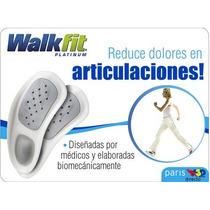 Plantillas Walk Fit Platinum