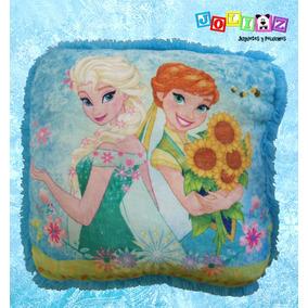 Frozen Fever Almohada Providencia Disney Anna Y Elsa