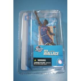 Ben Wallace Detroit Pistons Nba Mcfarlane