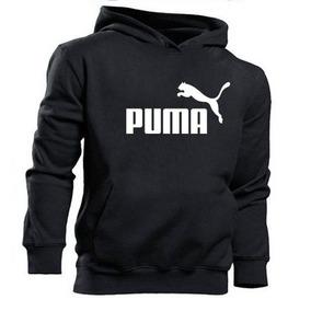 Blusa Puma Moletom Canguru - Promoção Limitada!