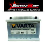 Baterias Varta 60dd 12x65 Gol Duna Corsa Colocacion Caba S/c