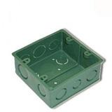 Caixa Plastica 4x4 Luz Verde Ribeiro Fabril 50 Peças