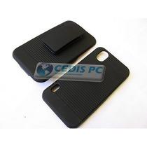 Funda Clip Holster Case Lg P970 Optimus Black Mica Gratis