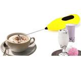 Misturador Manual Mini Mix Capuccino Cafe Frappe Milk Shake