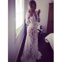 Vestido De Noche Importado-matrimonio--graduacion-embarazada
