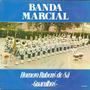Lp Banda Marcial - Homero Rubens De Sa - Guarulhos - Novo