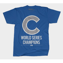 Minko - Chicago Cubs Ws Champions - Diferentes Modelos