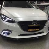Leds Luz De Dia Mazda 3 2015-2016