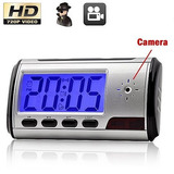 Camara Espia Reloj Despertador Video Sensor Movimiento