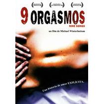 9 Orgasmos, Película Dvd