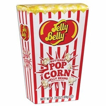 Jelly Belly Beans Palomitas Mantequilla 49gr, Dulceria