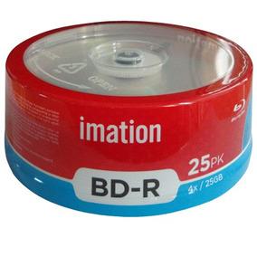 Blu Ray Bd - R 25gb De 25 Unidades