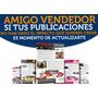 Plantillas Mercado Libre Hd Editables Envio Inmediato