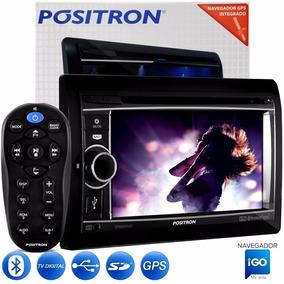 Central Multimidia Positron Sp8960 Nav Bluetooth Tv Gps