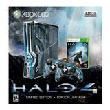 Xbox 360 Edición Limitada Halo 4 Bundle