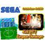 Cartucho Sega Kick Off 3 Futbol Nuevo No Usado Rosario