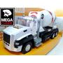 Camion Construccion Mixer Radio Control Remoto Grande C/pila