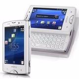 Sony Ericsson Xperia Sk17 3g Qwerty Mp3 Msd Garantia Cam Hd