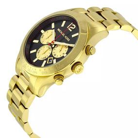 Relógio De Luxo Michael Kors Mk8246 Chronograph C/ Cx C679