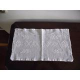 Tejidos A Crochet Mantelitos Para Mesas 28 X 37 Cms