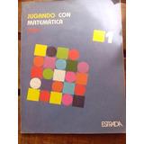 Libro Jugando Con Matemática Tapia 1 Editorial Estrada 1988
