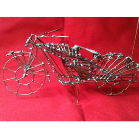 Piezas Miniatura Cobre-estaño Motos Avión Bicicleta