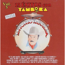 Cd Antonio Aguilar 15 Exitos Con Tambora Vol 5