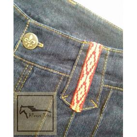 Bombacha Feminina Jeans Pampa, Allegra Tchê