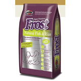 Frost (super Premium) Fish & Rice Adulto 15 Kgs.