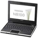 Case O Carcaza De Laptop Toshiba Nb100