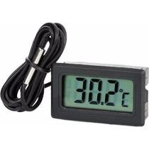 Termometro Digital Cable Sensor Temperatura Pantalla