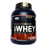 Proteina Gold Standard 100% Whey 5 Lb Sabor Vainilla