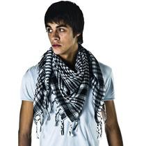 Pashmina Shemagh Bufanda Arabe Moda Urbana